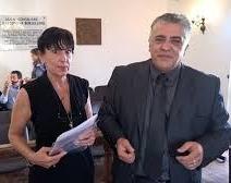 Antonietta Caterina Greco Giannola e Orazio Santagati