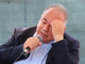 Antonino Schiera ai Cantieri Culturali alla Zisa
