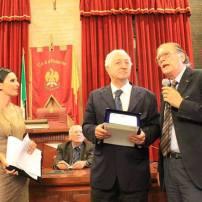 Katiuska Falbo, Francesco Anello e Tommaso Romano