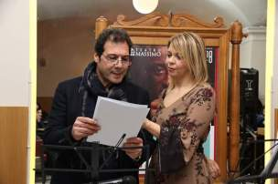 Enzo Rinella e Tiziana Tumminello