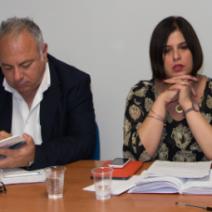 Antonino Schiera e Marianna La Barbera