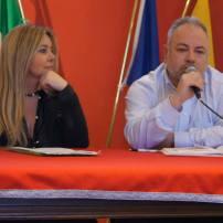 Paola Donnini e Antonino Schiera