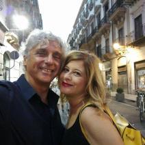 Gino Pantaleone e Alessia Misiti
