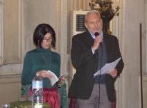 Daita Martinez e Gianni Milazzo