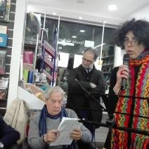 Domenico Drago, Nicola Romano, Antonino Scarlata, Daita Martinez
