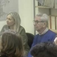 Rita Giammarresi e Biagio Balistreri