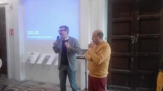 Riccardo Lo Verso e Maurizio Lucchese