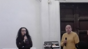 Valentina Gueci e Maurizio Lucchese
