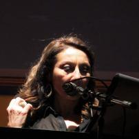 L'attrice Elena Pistillo