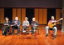 Elena Pistillo, Antonino Schiera, Lavinia Alberti, Francesca Luzzio, Nicolò Renna