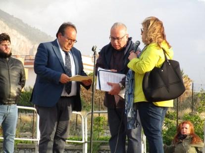 Consegna degli attestati di partecipazione a Isola delle Femmine