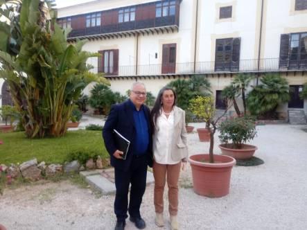 Antonino Schiera, Emilia Ricotti
