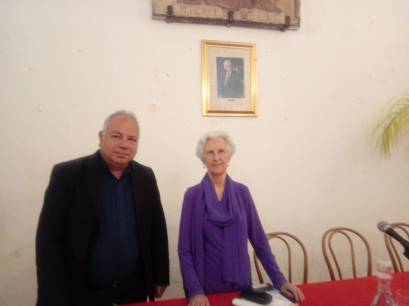 Antonino Schiera, Maria Elena Mignosi Picone