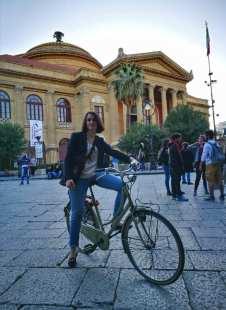 Lavinia Alberti al Teatro Massimo di Palermo