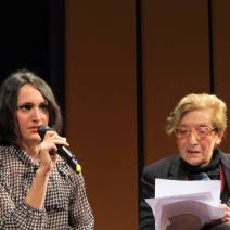 Lavinia Alberti e Francesca Luzzio poetesse