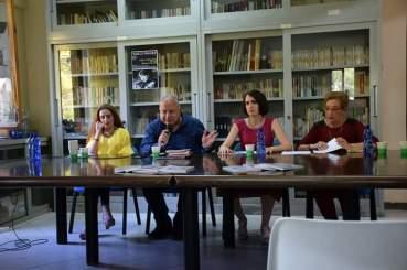 Luciana Cusimano, Antonino Schiera, Lavinia Alberti, Francesca Luzzio