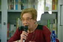 La poetessa Francesca Luzzio