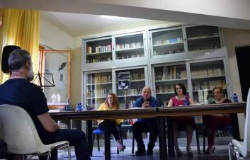 Luciana Cusimano, Antonino Schiera, Lavinia Alberti