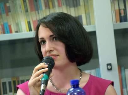 La poetessa Lavinia Alberti