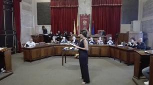 Katiuska Falbo al Premio Arenella Città di Palermo