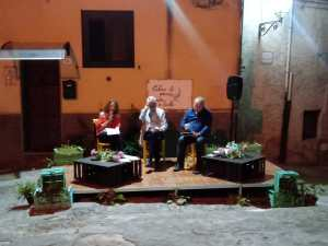 Luciana Cusimano, Biagio Balistreri, Antonino Schiera