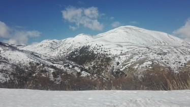 Neve nelle Madonie