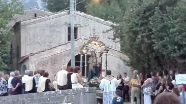 Processione a Isnello