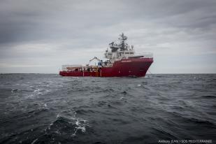 Sos Mediterranee Ocean Viking