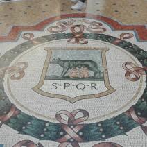 Mosaico - Galleria Vittorio Emanuele
