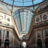 Iinterno - Galleria Vittorio Emanuele interno