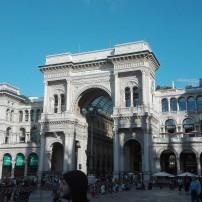 Esterno - Galleria Vittorio Emanuele