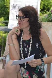 La poetessa Giovanna Fileccia