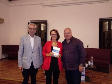 Con Biagio Balistreri e Antonella Calderaro