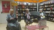 Letizia Battaglia, Alan Friedman, Leoluca Orlando