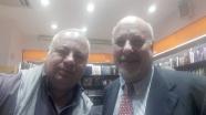 Antonino Schiera e Alan Friedman