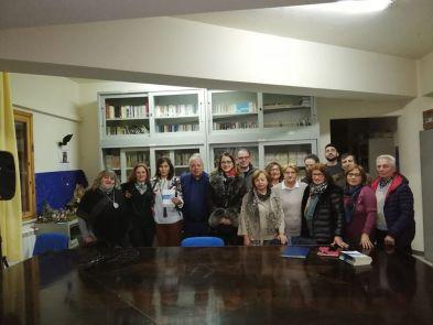 Foto di gruppo a Isnello