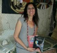 La scrittrice Giovanna Fileccia