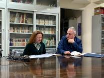 Luciana Cusimano e Antonino Schiera a Isnello