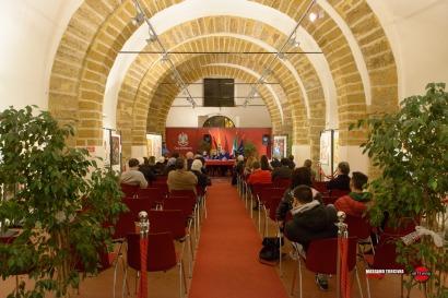 Meditare e sentire presentazione alla Real Fonderia Palermo