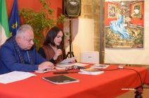 Antonino Schiera e Lavinia Alberti